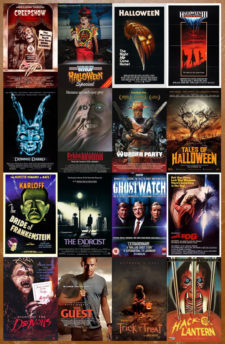 jay bauman on twitter since a lot of people have been asking heres a bunch of my go to recommendations for halloween movies