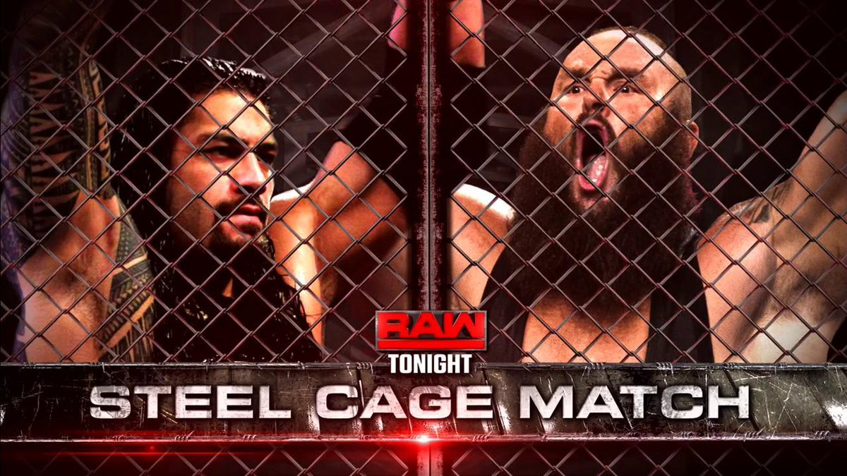 ALSO TONIGHT: @WWERomanReigns will go one-on-one with the #MonsterAmon...