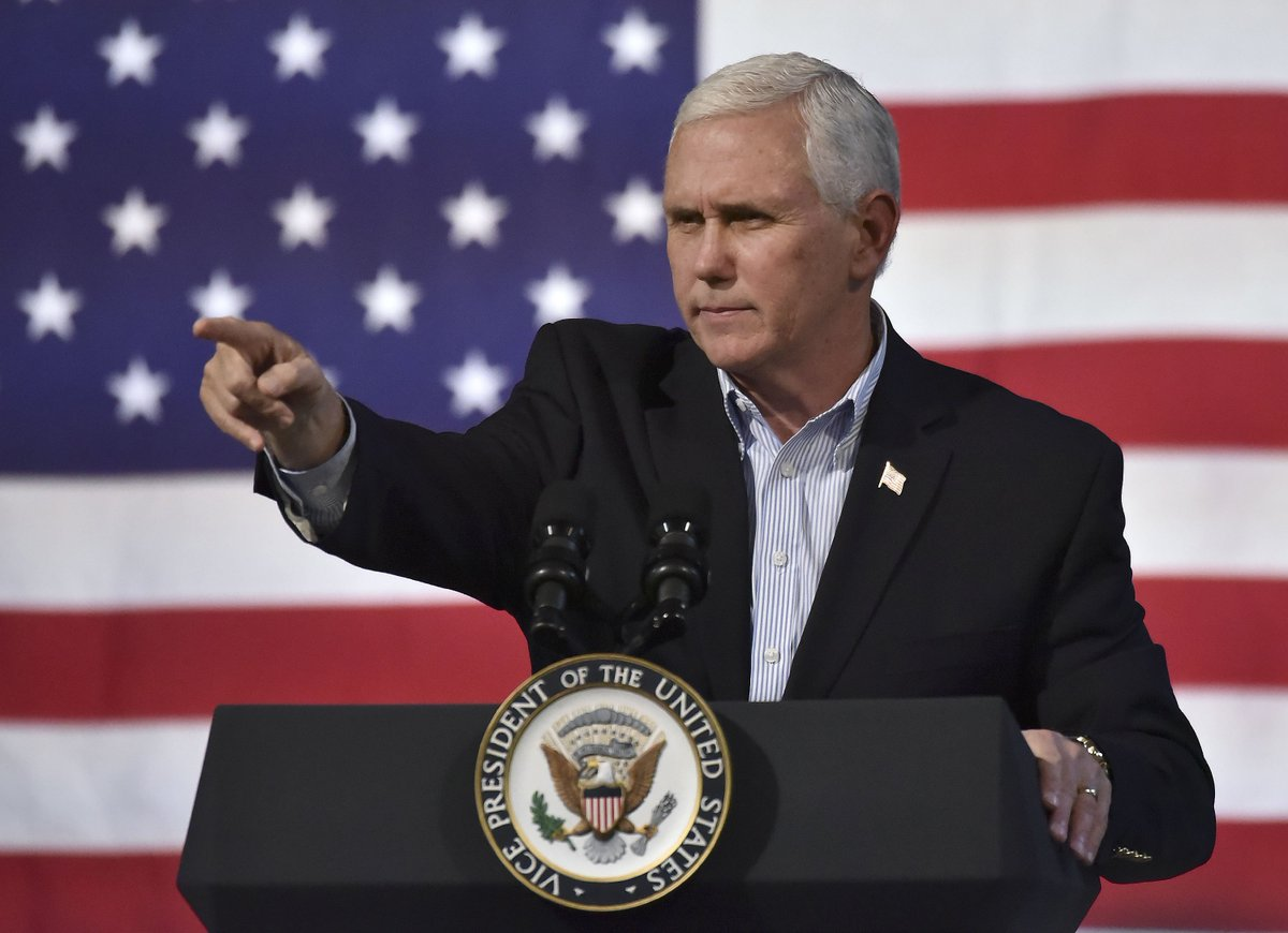 Cal Thomas: Mike #Pence could be antidote to Trump  https://t.co/guI7gCicFn