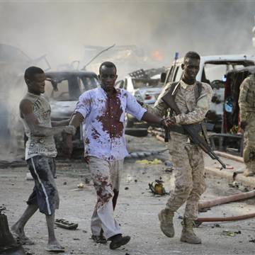 Bomb Attack in Mogadishu, #Somalia Kills At least 300 and Injures Nearly 400  http:// repostqueen.com/horrific-bomb- attack-in-mogadishu-somalia-kills-231-and-injures-nearly-300/ &nbsp; …  #RepostQueen #Somaliaa #breakingnews<br>http://pic.twitter.com/aSYRYnRiCJ