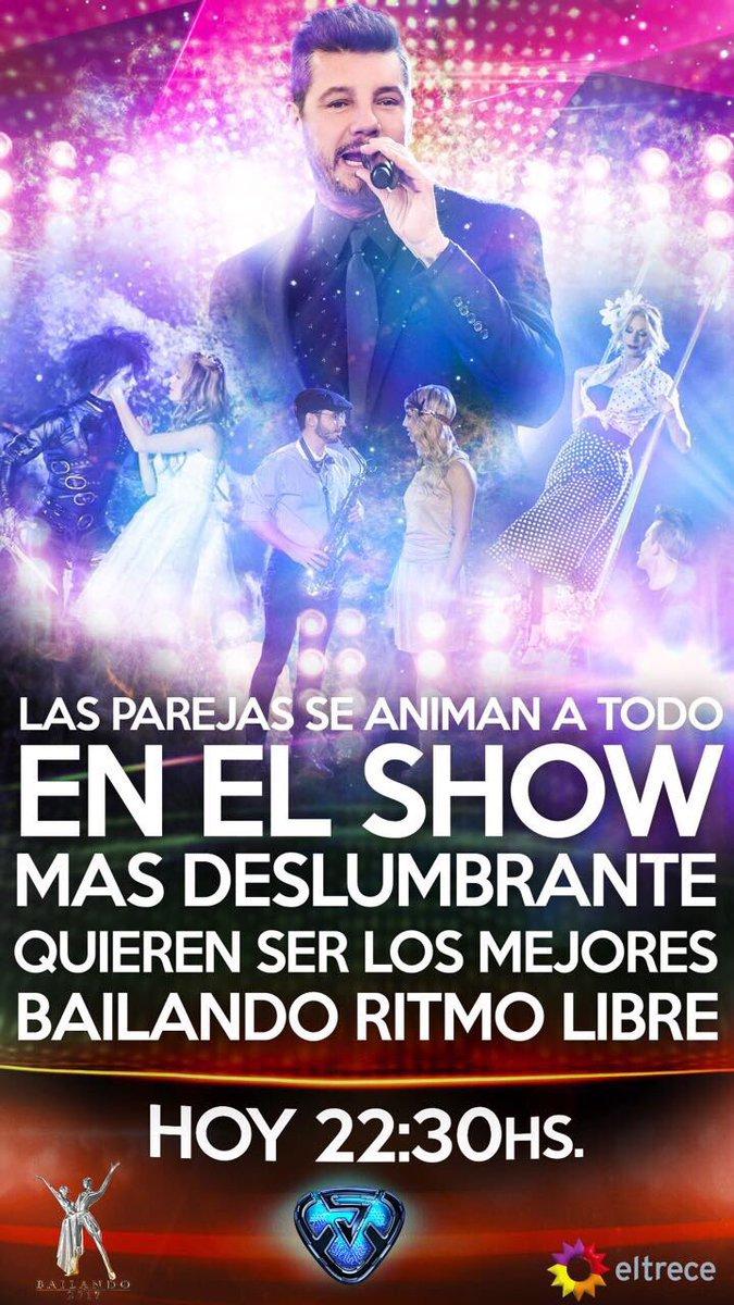 #Showmatch2017  Hoy en VIVO  Será una gran Noche !! 💥💥💥 https://t.co/1...