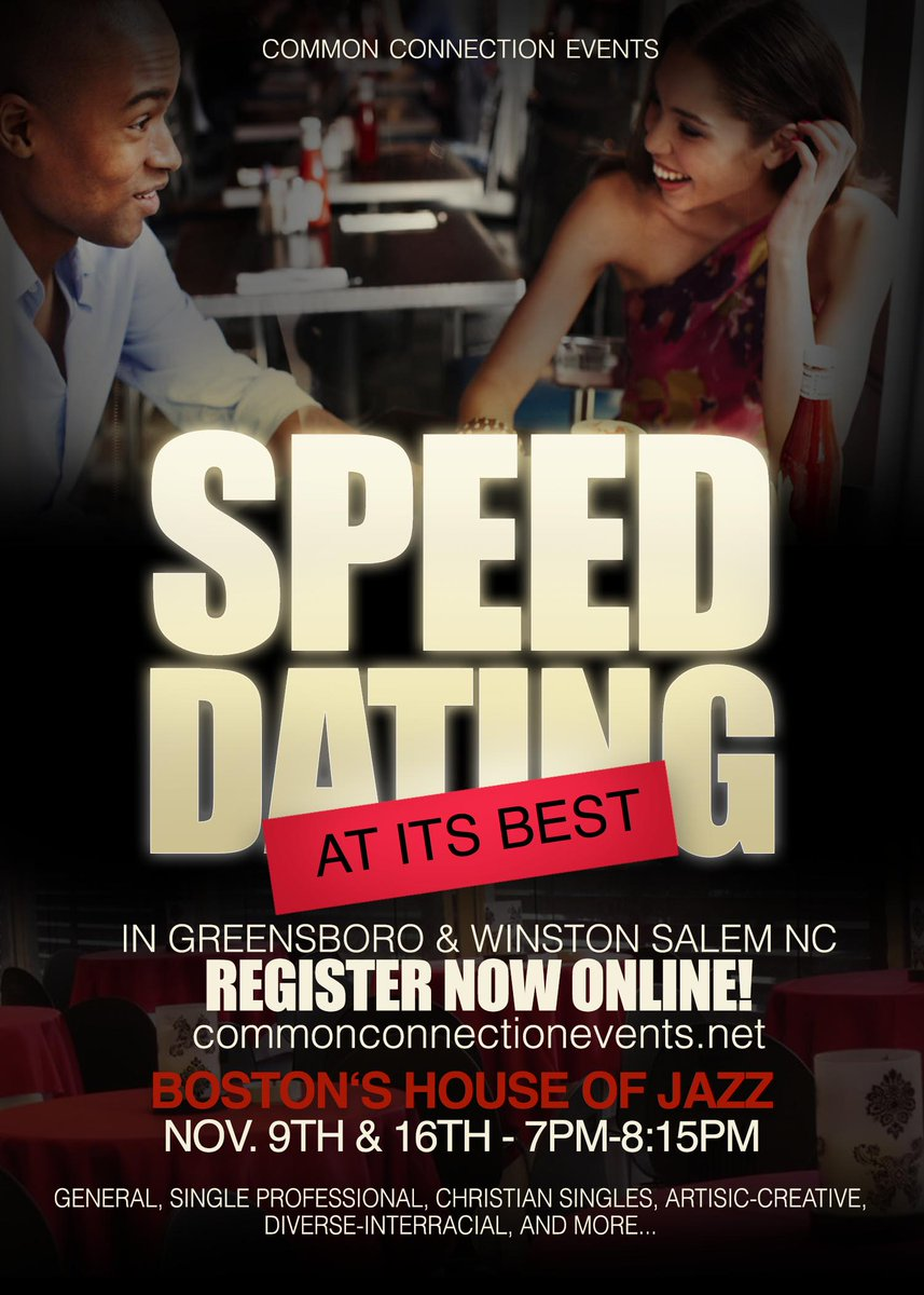 Greensboro speed dating