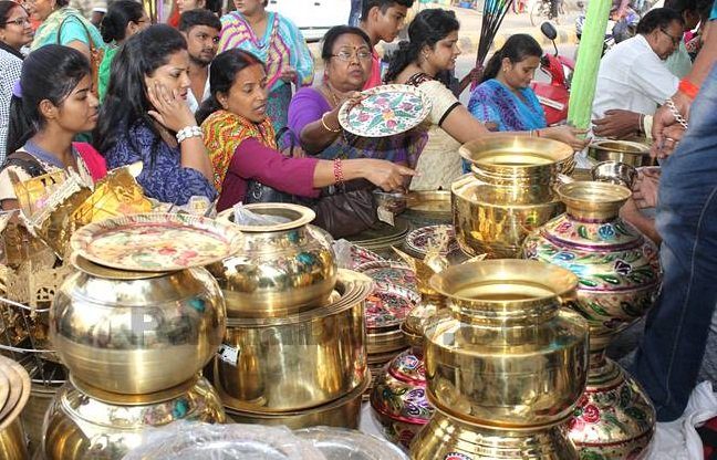 #Dhanteras- 'Dhan' meaning wealth and 'Teras' referring to 13th day in...