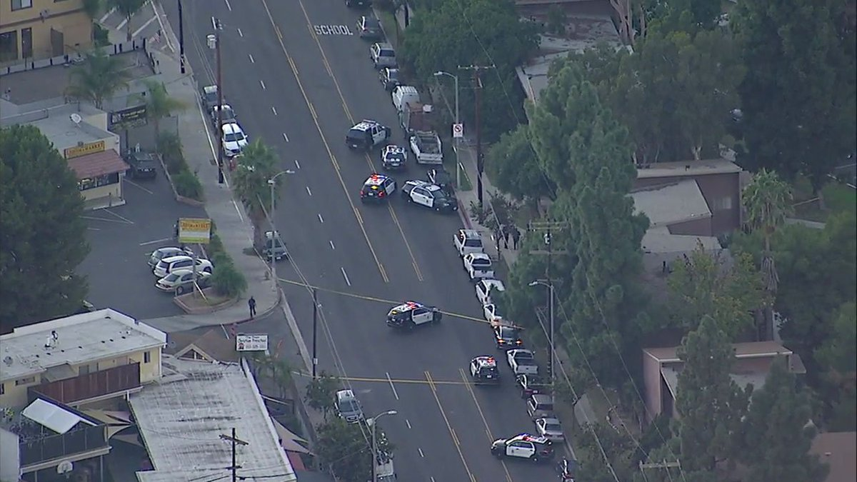 #BREAKINGNEWS 14-year-old wounded in Harbor City shooting https://t.co...