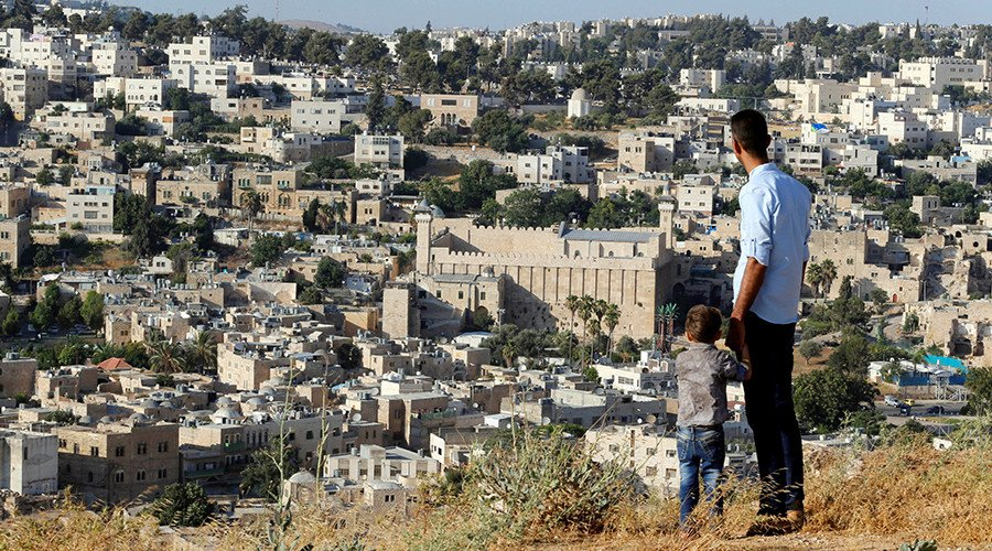 #Israel approves first new settlement in UNESCO-protected #Hebron in 15 years https://t.co/DyCHe3P0RY