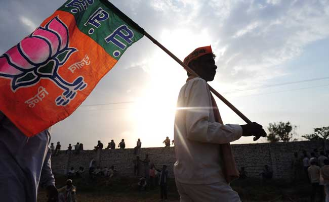 BJP now India's richest party, Congress stands second, says report https://t.co/NvG7fMlB4U