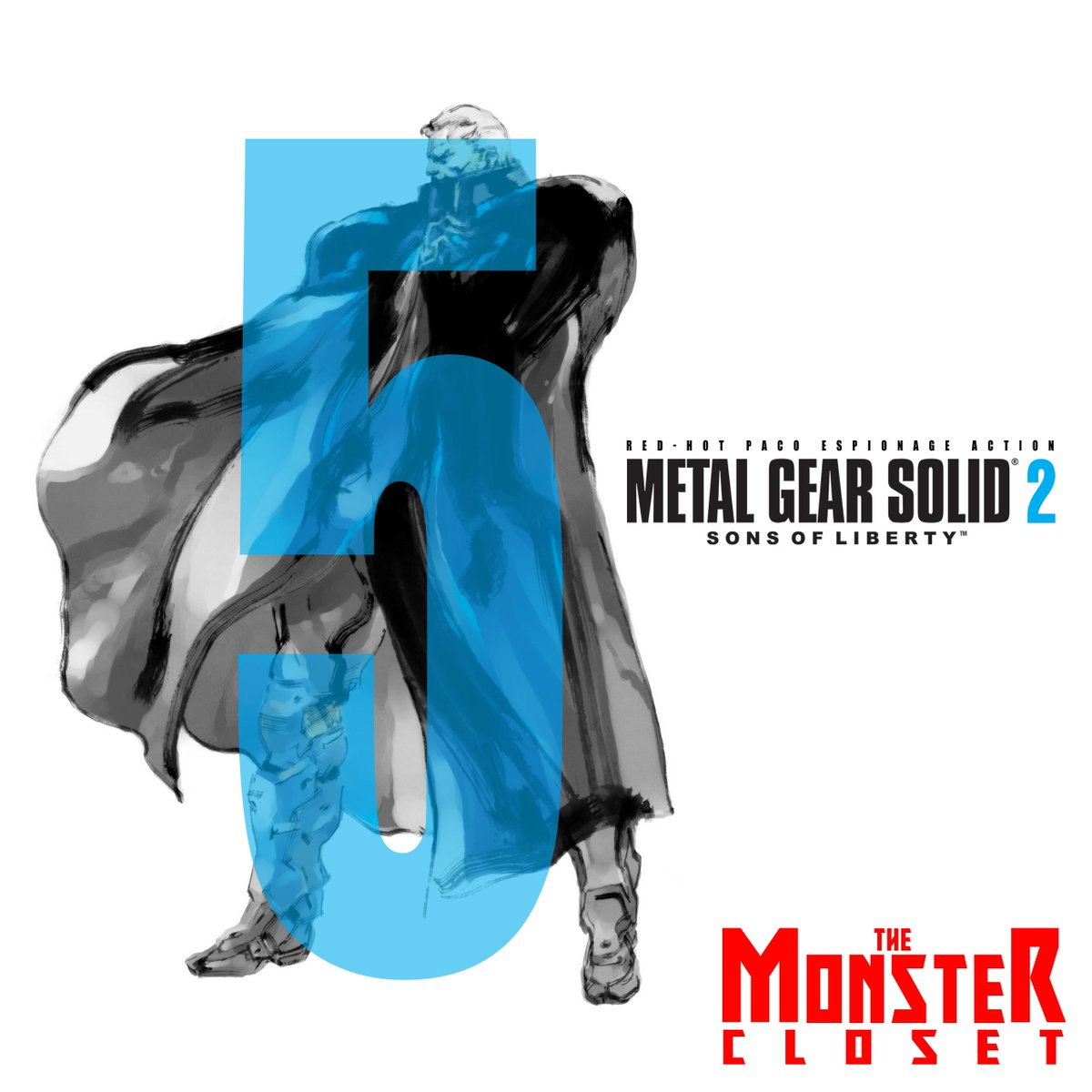 #new #podcast #episode #MetalGearSolid 2 part 5! Or How #JamesBond owes #MGS #GamersUnite #TeamGoblin #PodernFamily  http:// vgalmanac.com/podcast/red-ho t-paco-espionage-action/ &nbsp; … <br>http://pic.twitter.com/qMjW2fxbpt