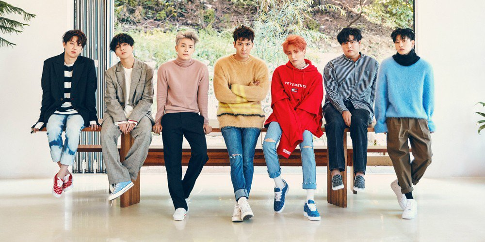 Super Junior reveal group teaser images for their 8th full album comeback https://t.co/5o0qQKOHdY