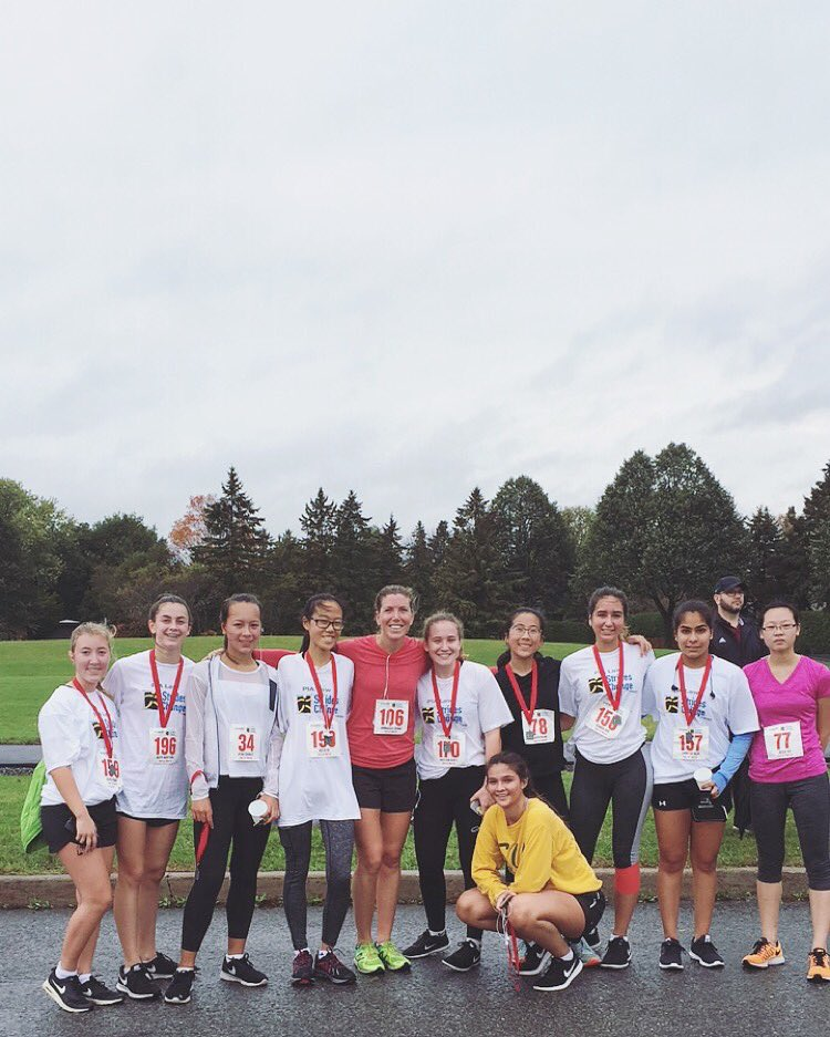 Just some of my awesome grade 10 fitness ladies who crushed the MADD Dash on Sunday #5km #eom #paf #fit4life #madd<br>http://pic.twitter.com/JdD1qS8HeP