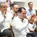 Ahora suena la Sinfónica Daniel Ayala para cerrar el evento y pasar al coctel #Veracruz #IPADE50Aniversario