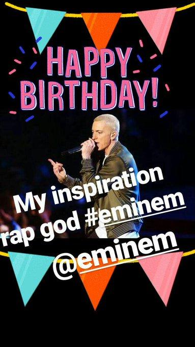 happy birthday my inspiration