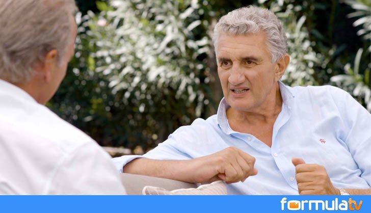 Fernando Romay: 'Mi mujer pensó que yo había fallecido cuando ocurrió...