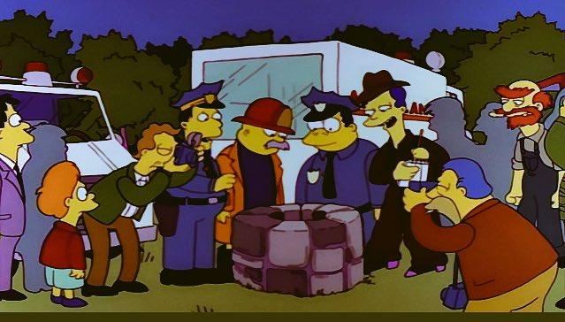 #ReveladorSecreto Los Simpson  la hacen...