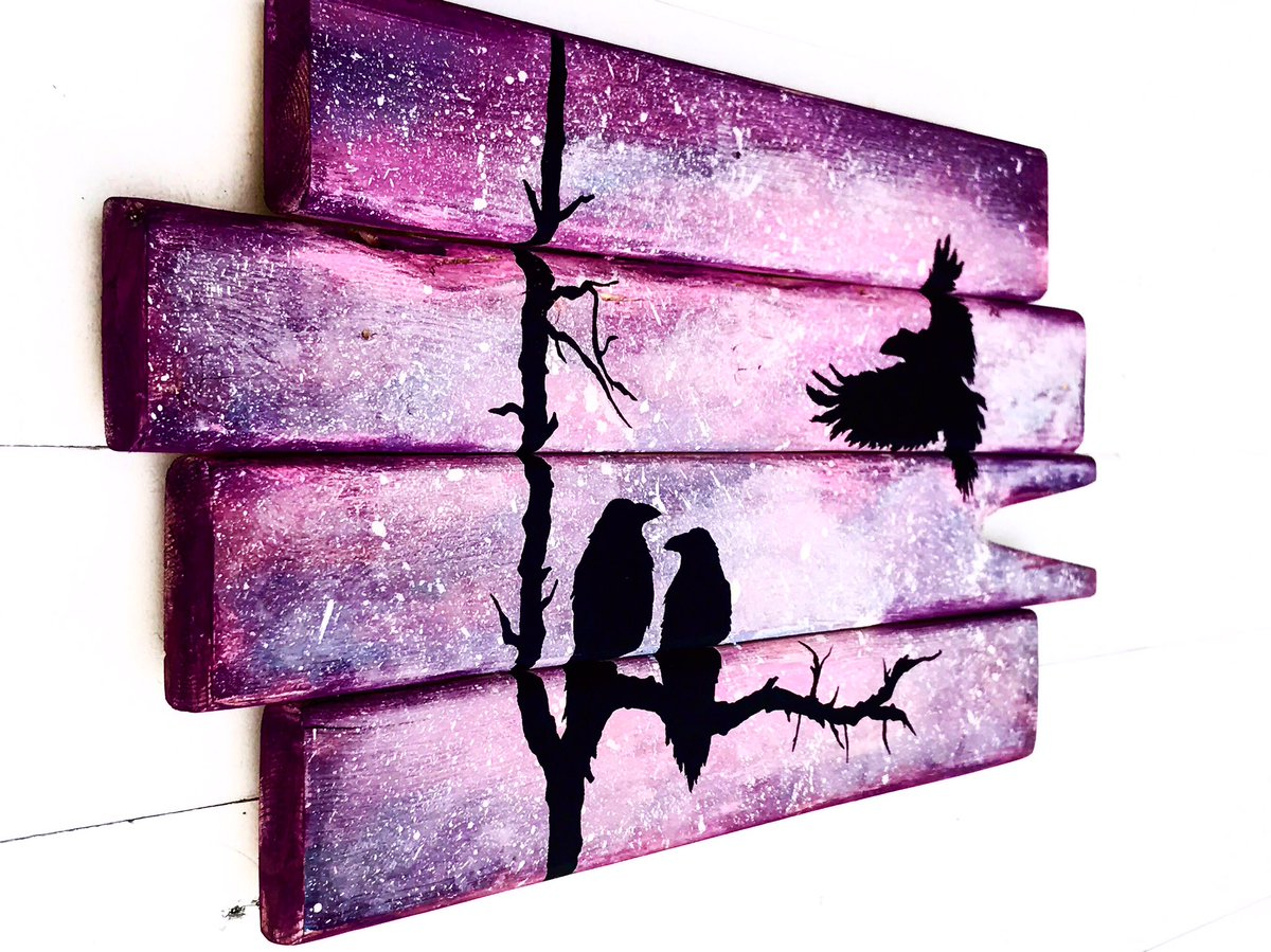 Halloween https://www. etsy.com/listing/565199 595/handmade-halloween-decorationhalloween?ref=shop_home_feat_4 &nbsp; …  #crow #art #decor #colorful #etsyshop #EpicOnEtsy #giftideas #handmade #homedecor #wood #shopetsy #bright <br>http://pic.twitter.com/lmlyDQlUi9