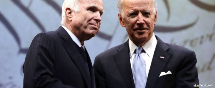 McCain slams 'half-baked, spurious nationalism' sweeping US in passionate speech: https://t.co/aB5TQ2MIrM