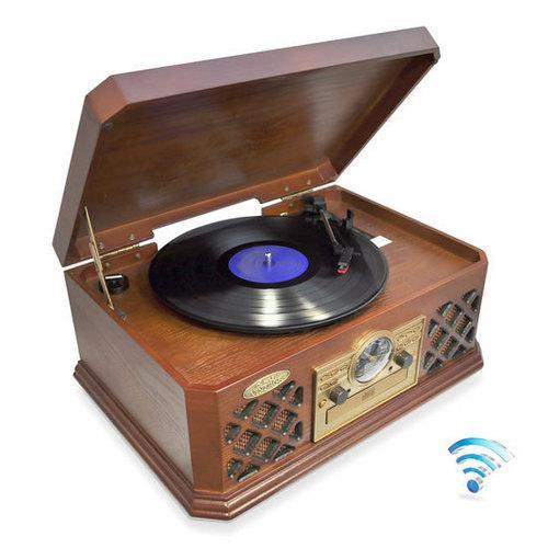 Bluetooth Wireless Streaming Classic Retro Style Record Player Turntable with CD Player, #wireless #bluetooth #cd  https:// seethis.co/bQ7M8r/  &nbsp;  <br>http://pic.twitter.com/DVZacIvJPi