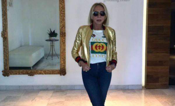 Laura Bozzo ya es mexicana: Relaciones Exteriores le da carta de natur...