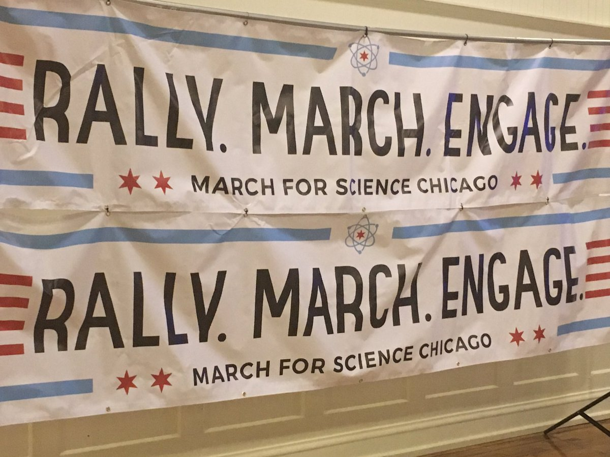 Nice insights into @ScienceMarchCHI disrupting #ScienceComm to integrate public policy at #ChicagoIdeas Lab. Hint: #StoryTelling!<br>http://pic.twitter.com/GgqddiWppb &ndash; à Chicago Athletic Association