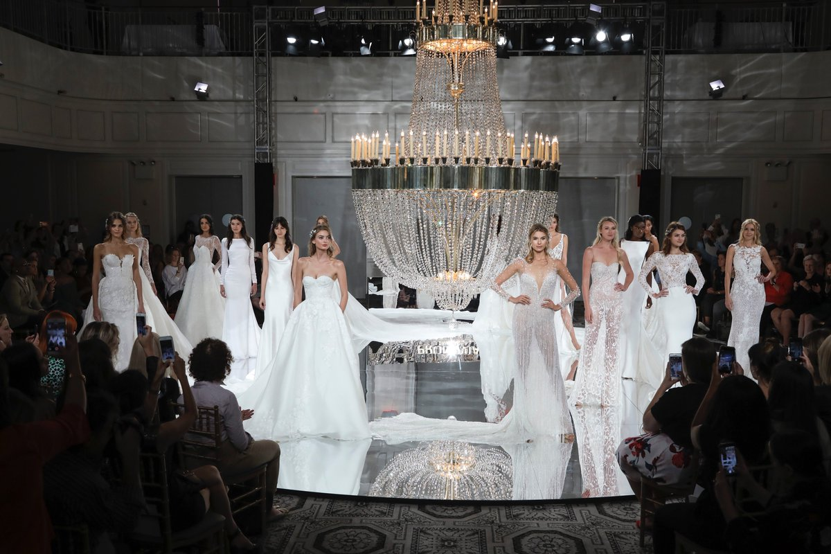 @pronovias wowed with their dresses at #BridalFashionWeek in #NewYork. We want and we need .   http:// ow.ly/nyMY30fVBLk  &nbsp;  <br>http://pic.twitter.com/1zJnC6v7hw