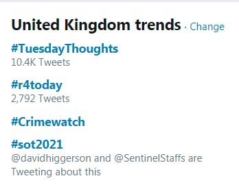 OOOH! Look at this.. :) @sot2021 @DCMS #SOT2021