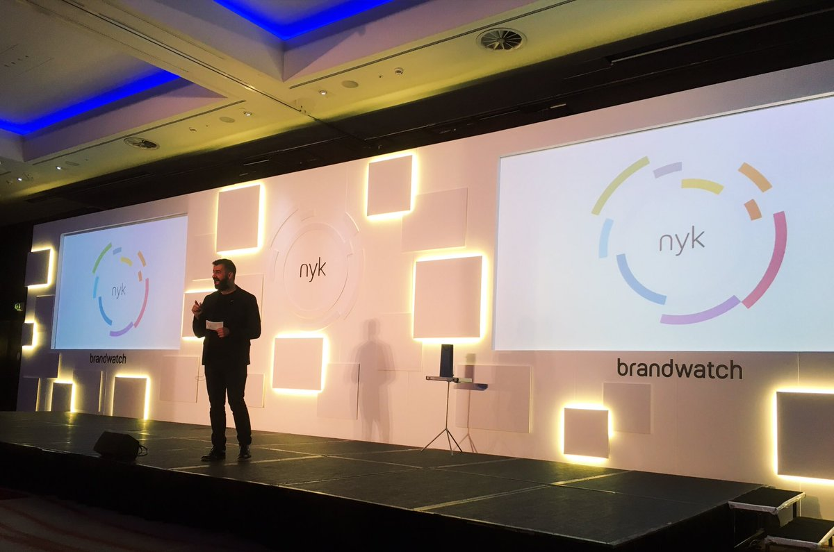 #NowYouKnow @BrandwatchFR just started in London! Exciting 2 days event!  #Incredible Roadmap, #networking sessions , #success stories +++<br>http://pic.twitter.com/AAejBl7z94