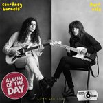 Kurt & Courtney, but not as you know it. It's @courtneymelba & @therealkurtvile who's collaborative Lotta Sea Lice is our Album Of The Day.