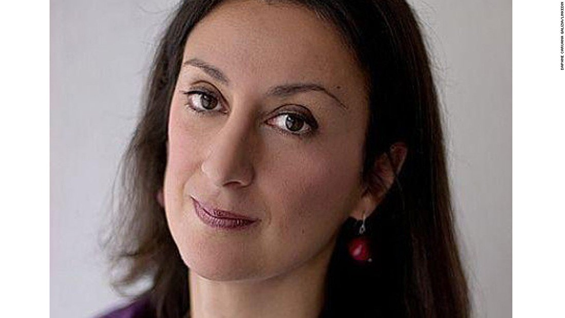 One of Malta's best known investigative journalists was killed after a blast blew up her car, local media reported https://t.co/rnuiUB3nJK