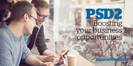 #PSD2 is not just about #compliance, it also offers opportunities for you. Interested in #OpenBanking solutions?  http:// bit.ly/2xV7x9Q  &nbsp;  <br>http://pic.twitter.com/iHVkWnLhdi