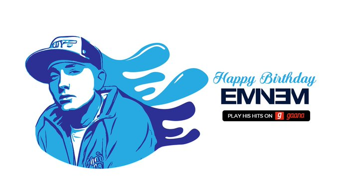 Wishing the Rap God, a very Happy Birthday! Play his hits here: