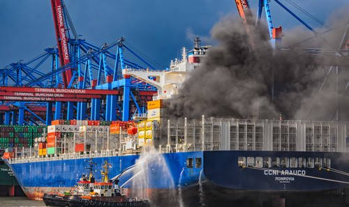 Learn about #container fires and misdeclaration from Mark Russell, Gard Head of Cargo Claims in this IUMI webinar  https:// iumi.com/education/webi nars/forthcoming-webinars/loaded-risk-container-fires-and-misdeclaration &nbsp; … <br>http://pic.twitter.com/5mhr3V2qrI