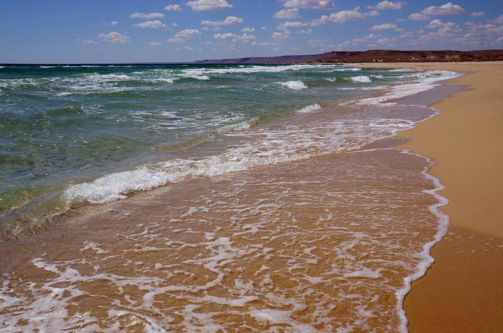 берег каспийского моря фото развлечений