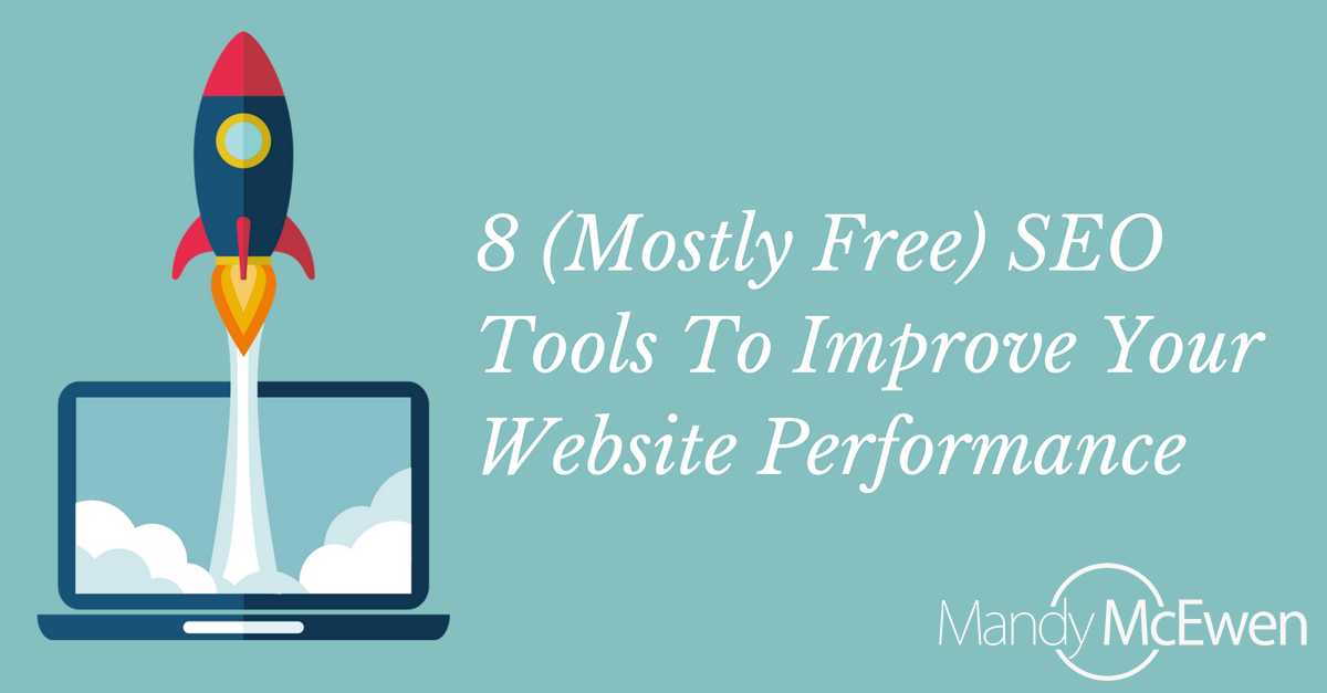 8 (Mostly Free) #SEO Tools To Improve Your Website Performance https://t.co/gnMLRT2T3W via @ModGirlMktg @MandyModGirl #seotips #Modgirltips