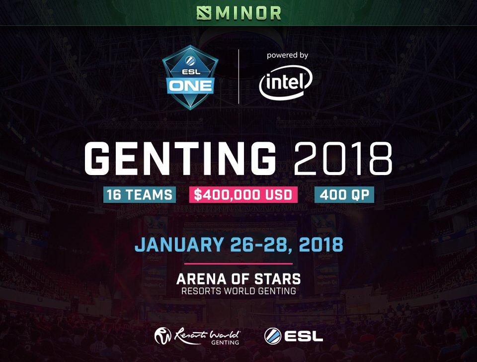 ESL One Genting 2018 — Malaysia's First...
