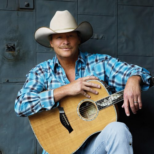 Happy Birthday to Alan Jackson, born Oct 17th 1958