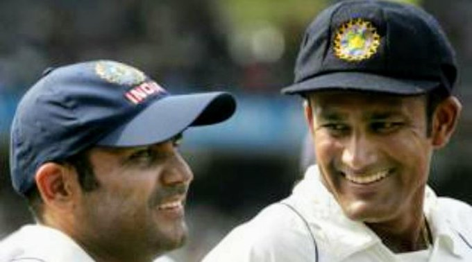 Happy Birthday Jumbo! Virender Sehwag wishes Anil Kumble on his 47th birthday