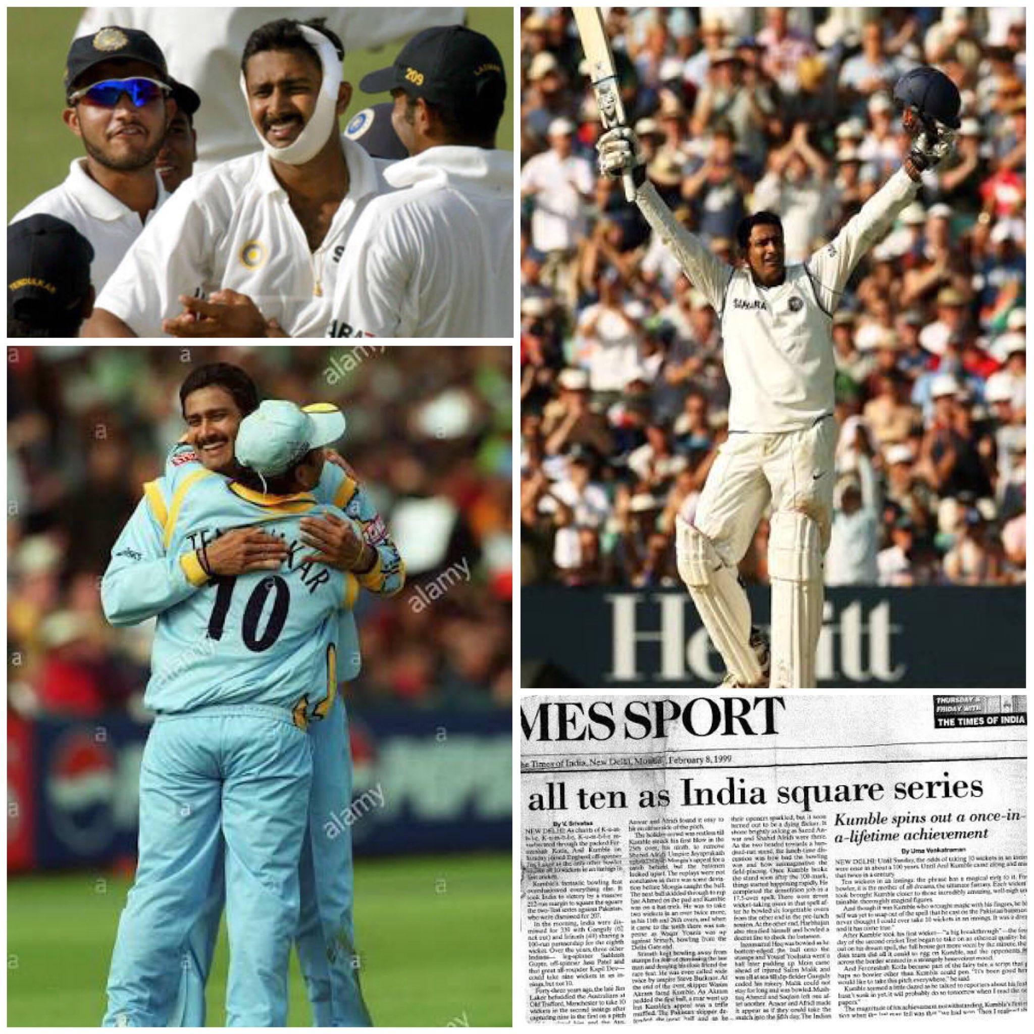 Happy birthday Anil Kumble.we have a huge respect for u. Wishing u a healthy life.
