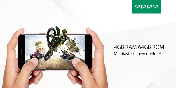 The 4GB RAM and octa-core 64-bit processor of #OPPOF3 makes multitasking and switching between apps seamlessly smooth! #YourBestDiwaliGift<br>http://pic.twitter.com/qg5s7CdEEs