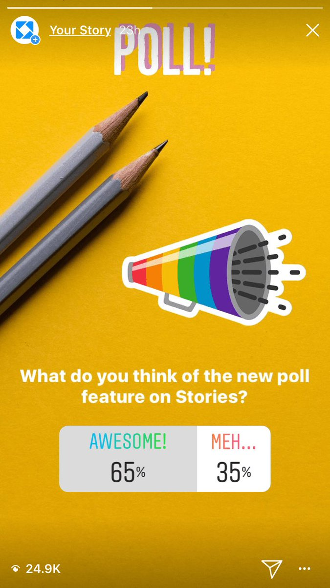 We Tested #Instagram Stories Polls: Here's What the Results Looked Like https://t.co/OhTw0Dhwnk #GrowthIdeas