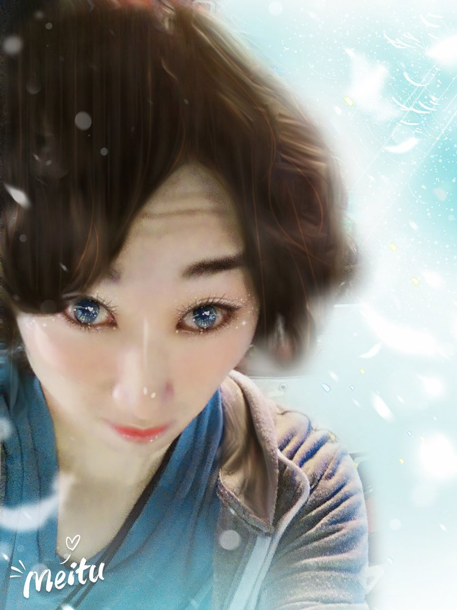 #ToFindALittlePeace I play around with my #Meitu beauty camera~  <br>http://pic.twitter.com/ndVdNvmFAC