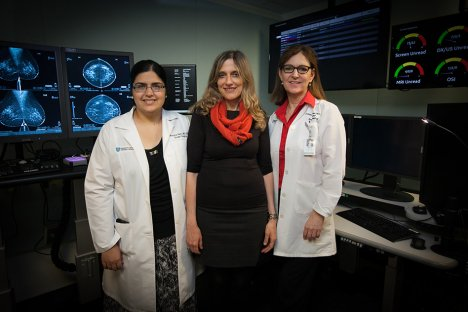 Using artificial intelligence to improve early breast cancer detection https://t.co/Spqy67Kgzy https://t.co/MvZRlnRPko