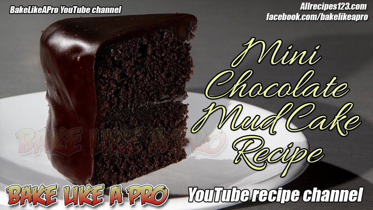 Mini Chocolate Mud Cake Recipe - #Chocolate #Fudge #Brownie #Cake  https:// youtu.be/JGcK-SrB7UA  &nbsp;    @YTAdvertisers #recipe #food #love #amour #gateau<br>http://pic.twitter.com/s6nJaRm4Hh