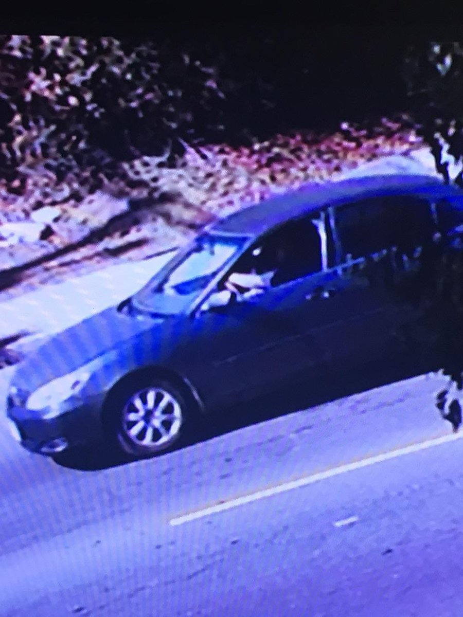 Photo Of Suspected Vehicle Involved In Fatal Car-To-Car Shooting Released https://t.co/lwNDg7ybts @CrystalCruzCBS Reports