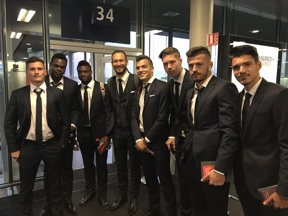 ✈️ Nächster Stop: Moskau! Morgen treffen wir in der @ChampionsLeague a...