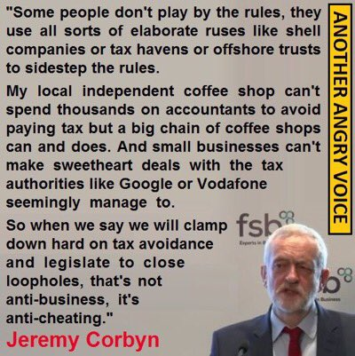 Spot on from Jeremy Corbyn. Please retwe...