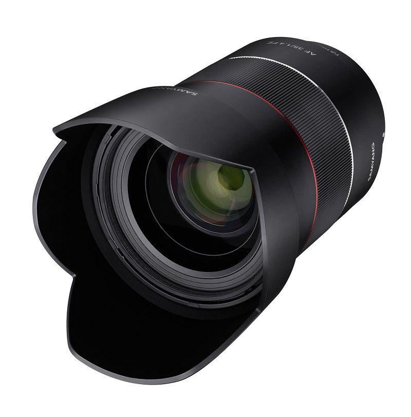 Samyang anuncia el AF 35mm F1.4 FE y la Lens Station @ROBISA    https:...