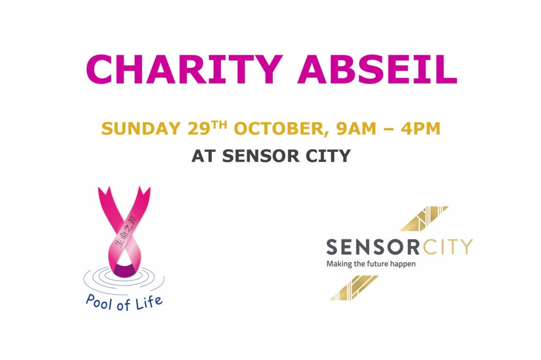Are you looking for a new challenge? Sign up today to #abseil down @SensorCityUK and raise money for the brilliant @PoolofLife1 charity #BreastCancerAwarenessMonth  https://www. eventbrite.co.uk/e/pool-of-life sensor-city-charity-abseil-tickets-38735260206?aff=es2 &nbsp; … <br>http://pic.twitter.com/mpsubTMAmn