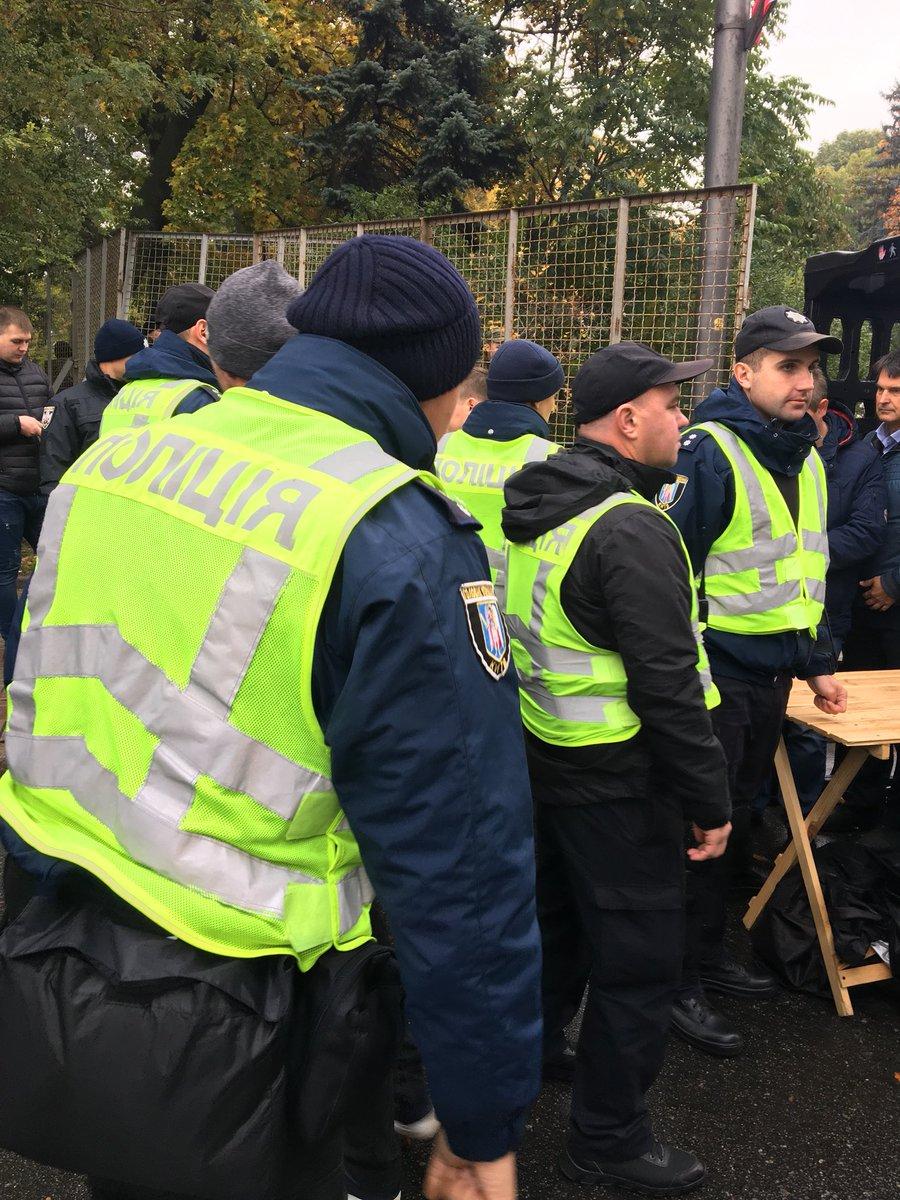 Порядок в центре Киева обеспечивают 3,5 тыс. правоохранителей, - МВД - Цензор.НЕТ 6354