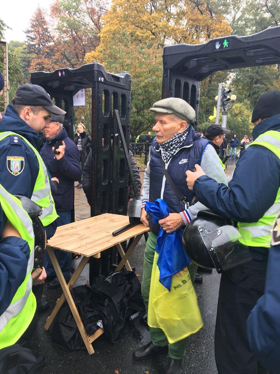 Порядок в центре Киева обеспечивают 3,5 тыс. правоохранителей, - МВД - Цензор.НЕТ 4593