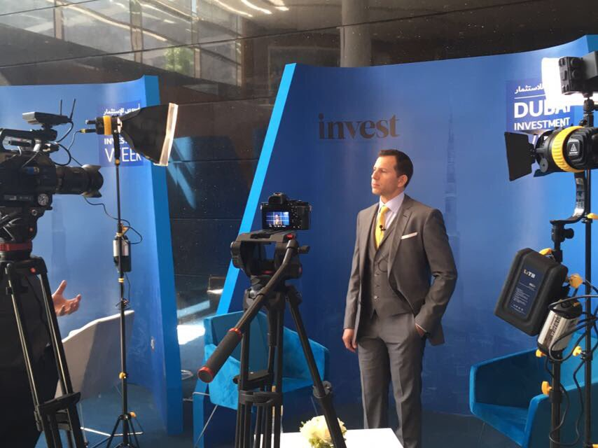 Our CEO Dr @hloewendahl being interviewed at #DIW2017 by @CNBC on the future of #FDI in #Dubai. #EconDev #Sustainability<br>http://pic.twitter.com/2uN8Fx94gs
