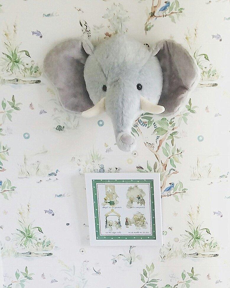 Cute bedrooms  Thanks @lovelyinperfection !  #bosque #wallpaper #interiordesign #interiorismo #decoracion #lifestyle #ybarrayserret<br>http://pic.twitter.com/W4QleFbsUY